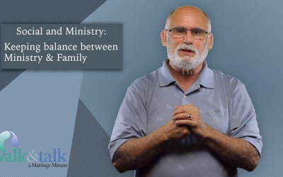 Marriage Minute with Alan Heller – Social Balance