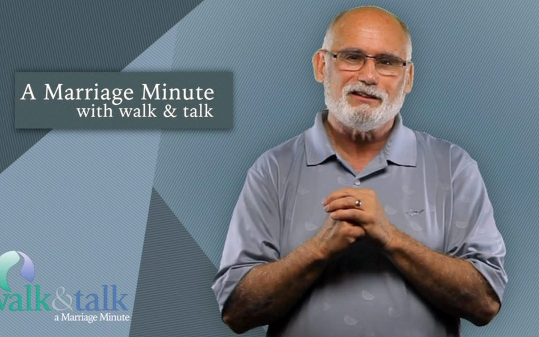 Marriage Minute with Alan Heller – Goal Setting