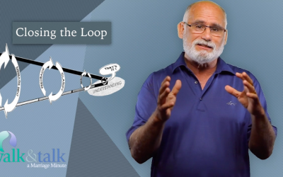 Marriage Minute with Alan Heller – Closing the Loop
