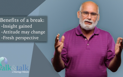 Marriage Minute with Alan Heller – Expectations Take a Break