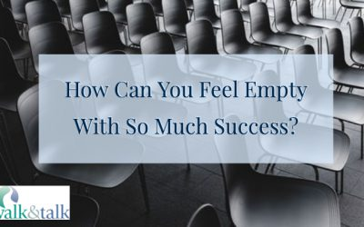 How Can You Feel Empty With So Much Success?