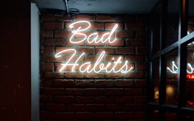 How to Prevent Bad Habits From Taking Over