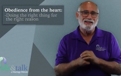 Marriage Minute With Alan Heller – Parental Area of Life